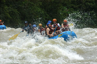 Costa Rica Vacations- enjoy rafting, zip lines, nature tours and more...